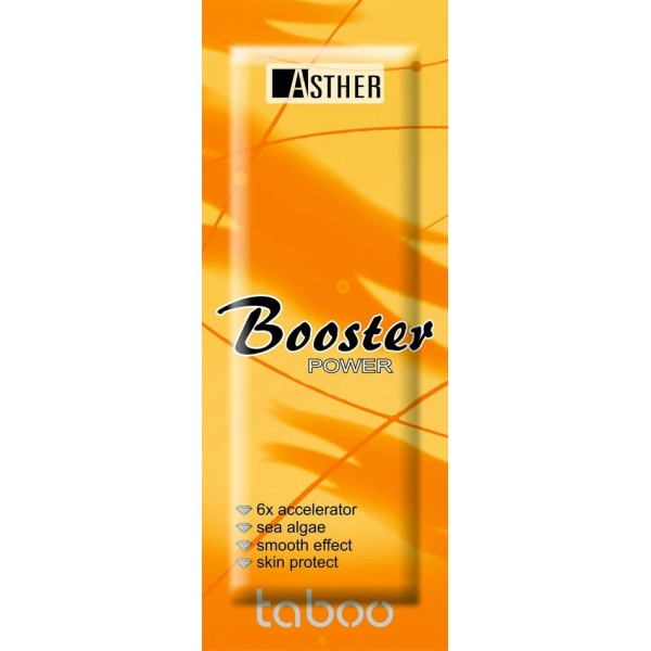 BOOSTER POWER люкс ускоритель для загара с активатарами